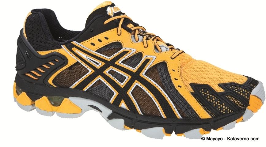 zapatillas trail running asics hombres